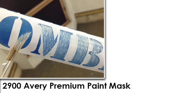 Fdc Fdc 2900 Premium Paint Mask 24 Quot White Signs Plus Banners