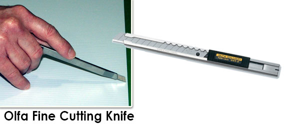 Olfa Fine Cutting Knife