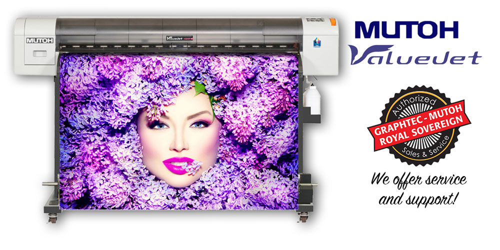 "1324X - 54"" ValueJet Digital Printer"