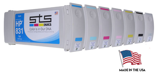 Ink HP DesJet 310/315/330/335/360/365 Latex Opt