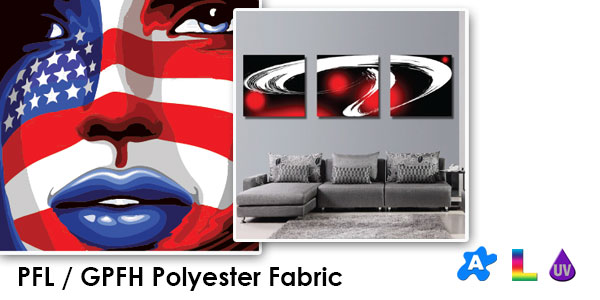"8 Mil 39"" X 150' Water Resistant Polyester Fabric"